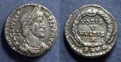 Ancient Coins - Roman Empire, Julian II 361-3, Siliqua