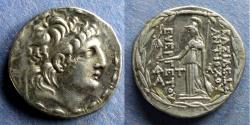 Ancient Coins - Seleukid Kingdom, Antiochos VII 139-129 BC, Tetradrachm