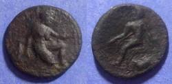Ancient Coins - Arkadia, Orchomenos 370-340 BC, Dichalkon