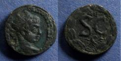 Ancient Coins - Seleucis & Pieria, Antioch, Elagabalus 218-222, AE19