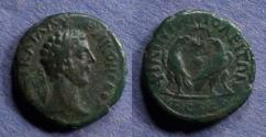 Ancient Coins - Thrace, Philippopolis, Commodus 177-192, AE18