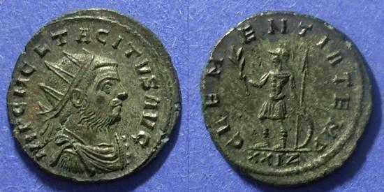 Ancient Coins - Roman Empire Tacitus 275-6 Antoninianus