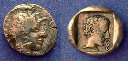 Ancient Coins - Dynasts of Lycia - Xanthos - 450BC to 420BC  1/3 Stater