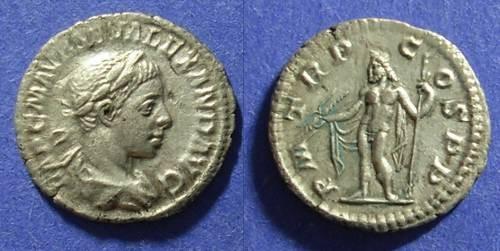 Ancient Coins - Roman Empire Severus Alexander 222-235 Denarius