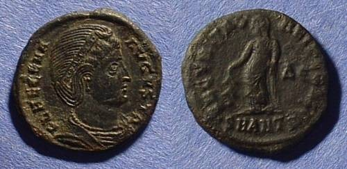Ancient Coins - Helen - Mother of Constantine D.328