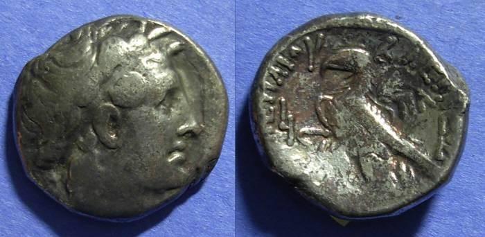 Ancient Coins - Egypt, Cleopatra VII 80-50 BC, Tetradrachm