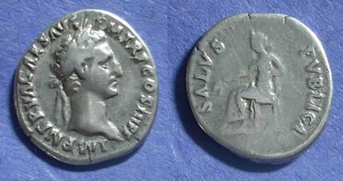 Ancient Coins - Roman Empire, Nerva 96-8, Denarius