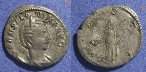 Ancient Coins - Roman Empire, Salonina 253-268 AD, Antoninianus