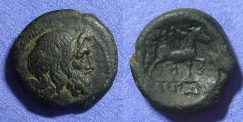 Ancient Coins - Amphipolis Macedonia AE20 – Circa 150BC