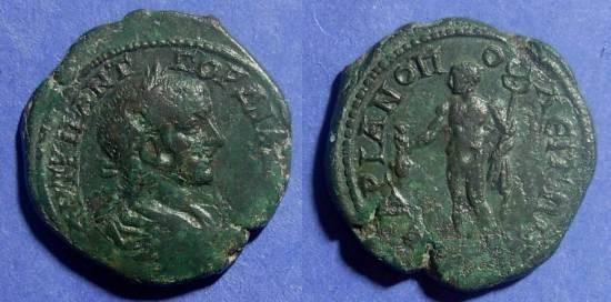 Ancient Coins - Hadrianopolis, Gordian III 238-244 AD, AE28
