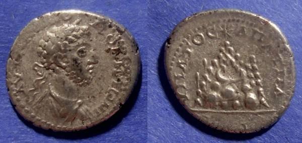 Ancient Coins - Caesarea Cappadocia, Commodus 177-192, Didrachm
