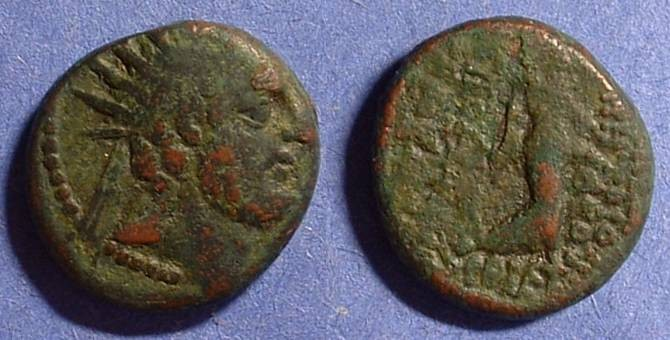 Ancient Coins - Seleucid Kingdom - Demetrios III 95-88 BC AE20