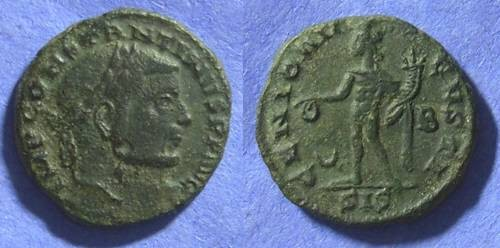 Ancient Coins - Constantine 307-337AD early follis