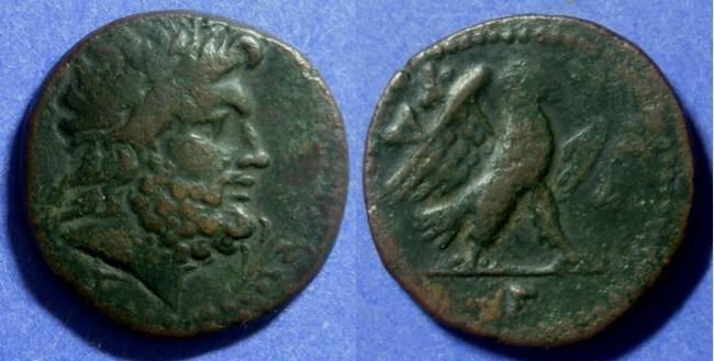 Ancient Coins - Knossos Crete 200-67 BC AE26
