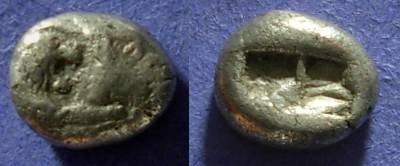 Ancient Coins - Lydia – Kroisos – 561-546 – 1/3 stater