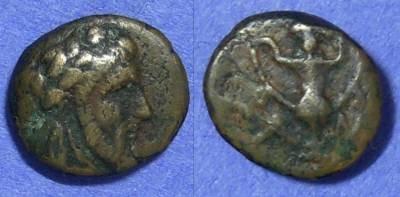 Ancient Coins - Cyclades Andros AE15– Circa 300-250 BC