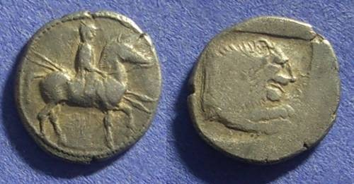 Ancient Coins - Macedonian Kingdom – Perdiccas II 451-413 BC – Light tetrobol