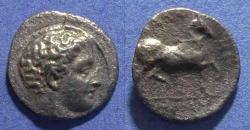 Ancient Coins - Thessaly, Phalanna 400-344 BC, Drachm