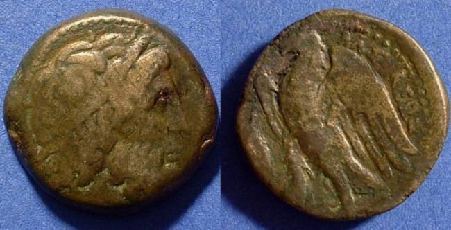 Ancient Coins - Ptolemy I 305-285BC  AE25