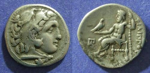 Ancient Coins - Macedonian Kingdom, Philip III 323-317 BC, Drachm