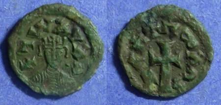 Ancient Coins - Axum Joel Circa 550 AD AE13