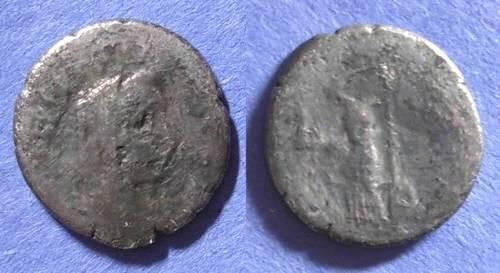 Ancient Coins - Roman Imperatorial, Julius Caesar Struck 44 BC, Denarius