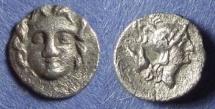 Ancient Coins - Selge, Pamphylia 350-300 BC, Obol