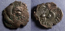 Celtic England, Armoricans 75-50 BC, Stater