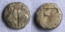Ancient Coins - Lesbos, Uncertain mint 550-480 BC, 1/12 Stater