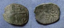 Ancient Coins - Byzantine Empire, Andronicus II 1282-1328, Trachy