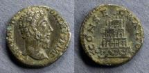 Ancient Coins - Roman Empire, Divus Marcus Aurelius d. 180, Denarius