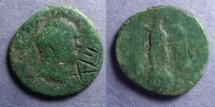 World Coins - Ostrogoths,  Circa 525 AD, 42 Nummi