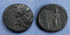 Ancient Coins - Phrygia, Akmoneia Circa 50 BC, AE17