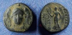 Ancient Coins - Seleucid Kingdom, Antiochos I 281-261 BC, AE14