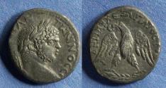 Ancient Coins - Cyprus, Caracalla 198-217, Tetradrachm