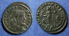 Ancient Coins - Roman Empire, Licinius 308-324, Follis