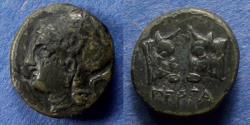 Ancient Coins - Mysia, Pergamon 310-282 BC, AE15