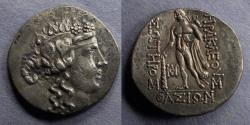 Ancient Coins - Islands off of Thrace, Thasos Circa 148 BC, Tetradrachm