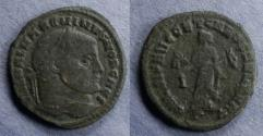 Ancient Coins - Roman Empire, Maximinus II (as Caesar) 305-310, Follis