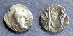 Ancient Coins - Samaria (?) / Southern Asia Minor, Uncertain 375-333 BC, Obol