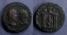 Ancient Coins - Seleucia & Pieria, Antioch, Trebonianus Gallus & Volusian 251-3, AE29