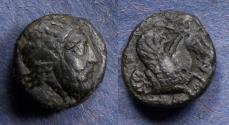 Ancient Coins - Mysia, Adramytion Circa 350, AE11