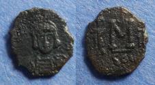 Ancient Coins - Byzantine Empire, Constantine IV 668-685, Follis