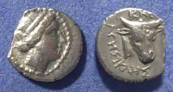 Ancient Coins - Caria, Knidos 300-225 BC, Hemidrachm