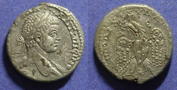 Ancient Coins - Roman Syria Elagabalus 218-222 Tetradrachm