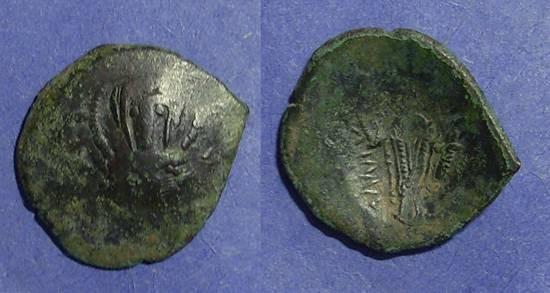 Ancient Coins - Empire of Thessalonika, John Comnenus-Ducas 1237-44, Trachy