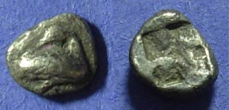 Ancient Coins - Eion Macedonia, Diobol Circa 460BC