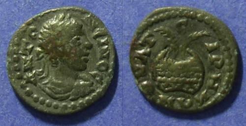 Ancient Coins - Thyatira Lydia, AE21 - Elagabalus 218-222