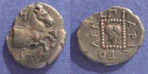 Ancient Coins - Maroneia, Thrace 385-360 BC, Tetrobol