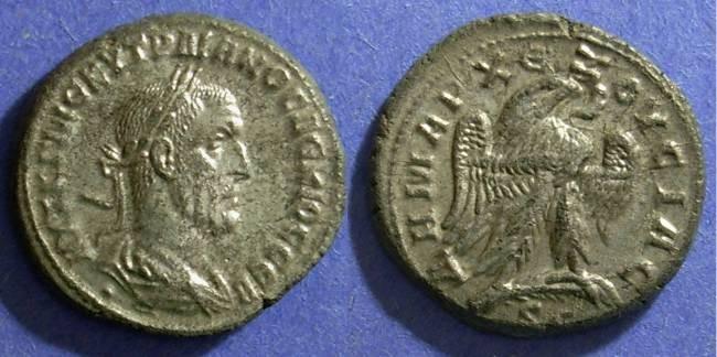 Ancient Coins - Antioch Syria, Trajan Decius 249-251 AD, Tetradrachm